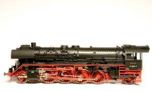 Heizerseite der 41 1263-7